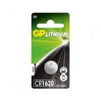 Patarei GP Lithium CR1620 ø16,0x2,0mm