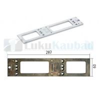 GEZE alusplaat uksesulgurile TS4000/TS5000