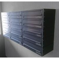 Postkast Arregui kortermajale / büroohoonetele