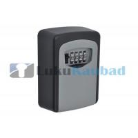 Seinale kinnitatav koodiga võtme turvakarp B-Harko HR10 (120x88x40 mm)